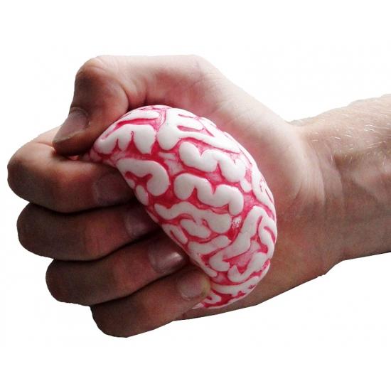 Stressbal hersenen 8 cm