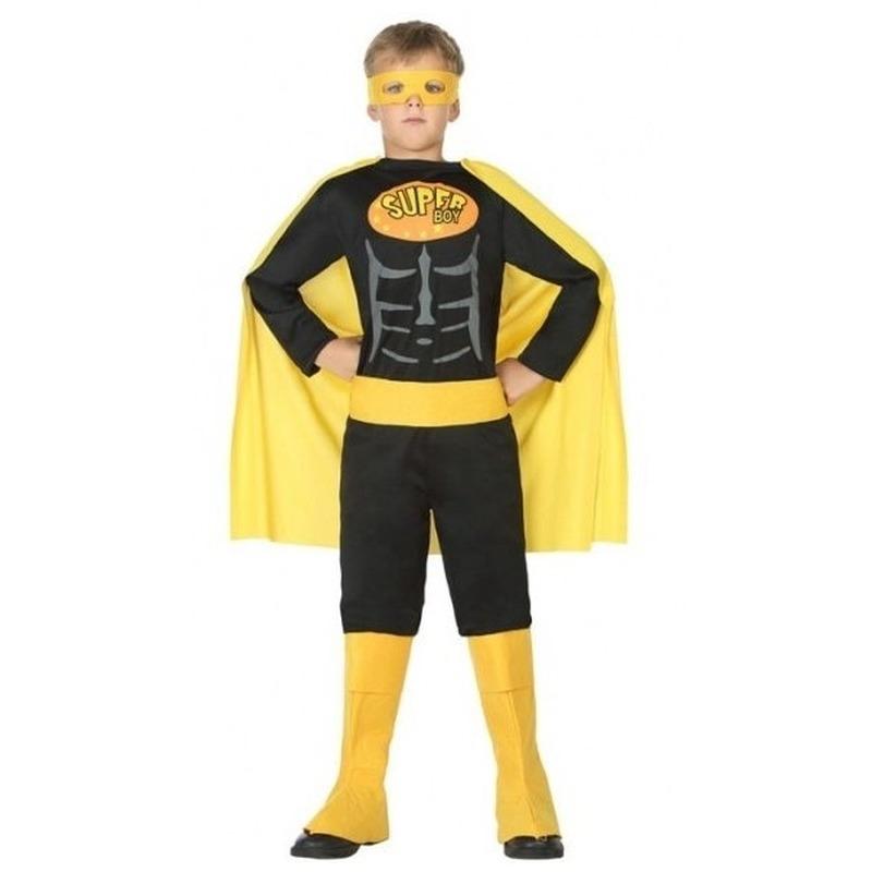 Superheld vleermuis pak/verkleed kostuum voor jongens