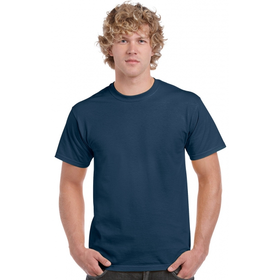 T-shirt dusk blauw