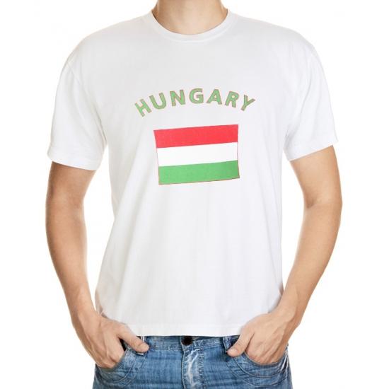 T-shirt Hongarije voor heren