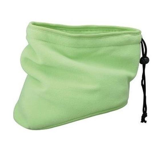 Thinsulate nekwarmer sjaal lime groen