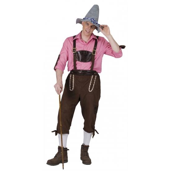 Tiroler broek voor heren