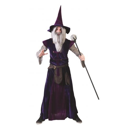 Tovenaar kostuum incl. hoed