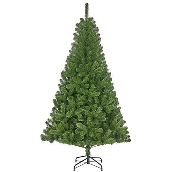 Tweedekans kunst kerstboom Black Box Charlton 805 tips 215 cm