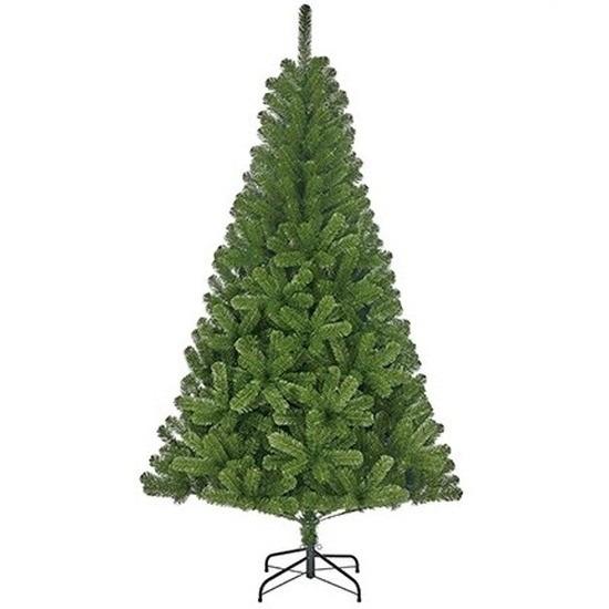 Tweedekans kunst kerstboom Black Box Charlton groen 185 cm