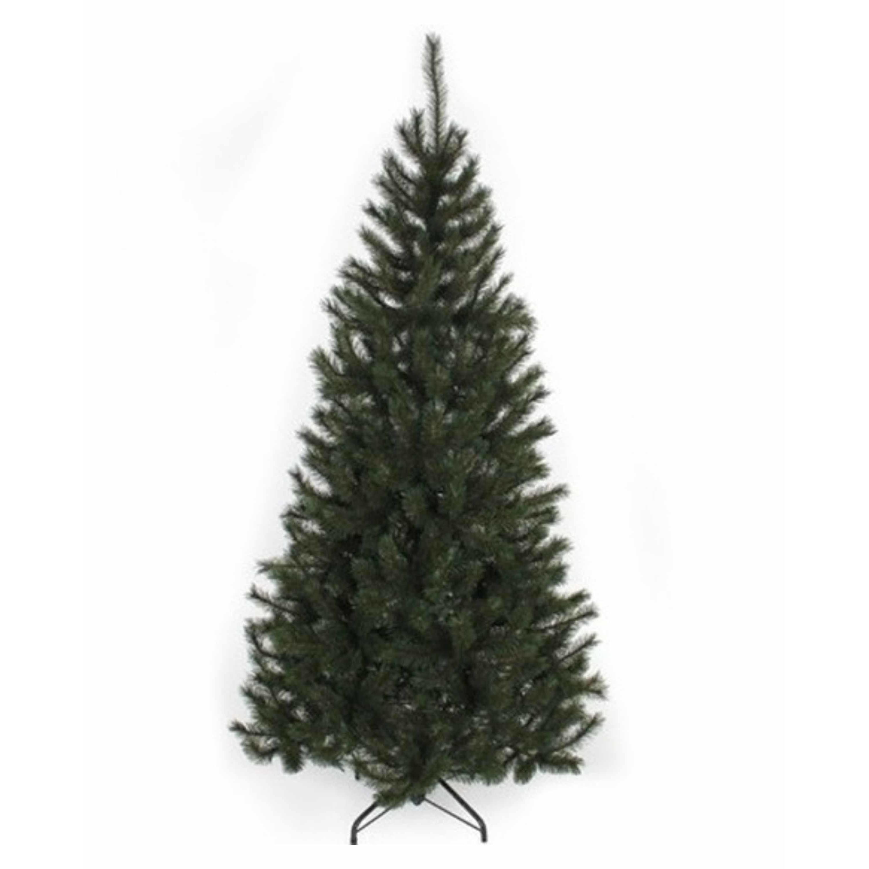 Tweedekans kunst kerstboom Black Box Kingston 767 tips 215 cm