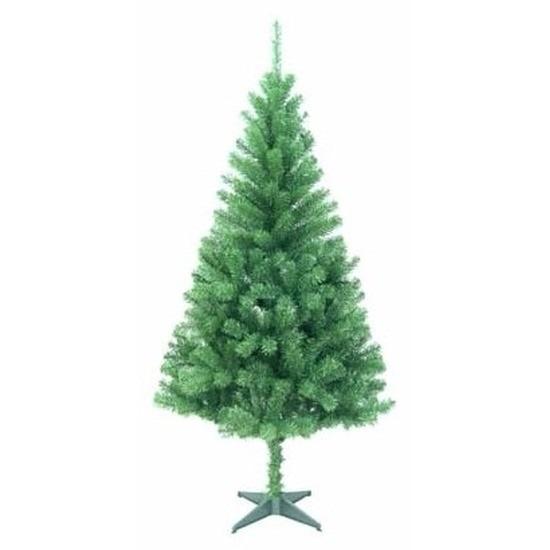 Tweedekans kunst kerstboom Canadian den 180 cm