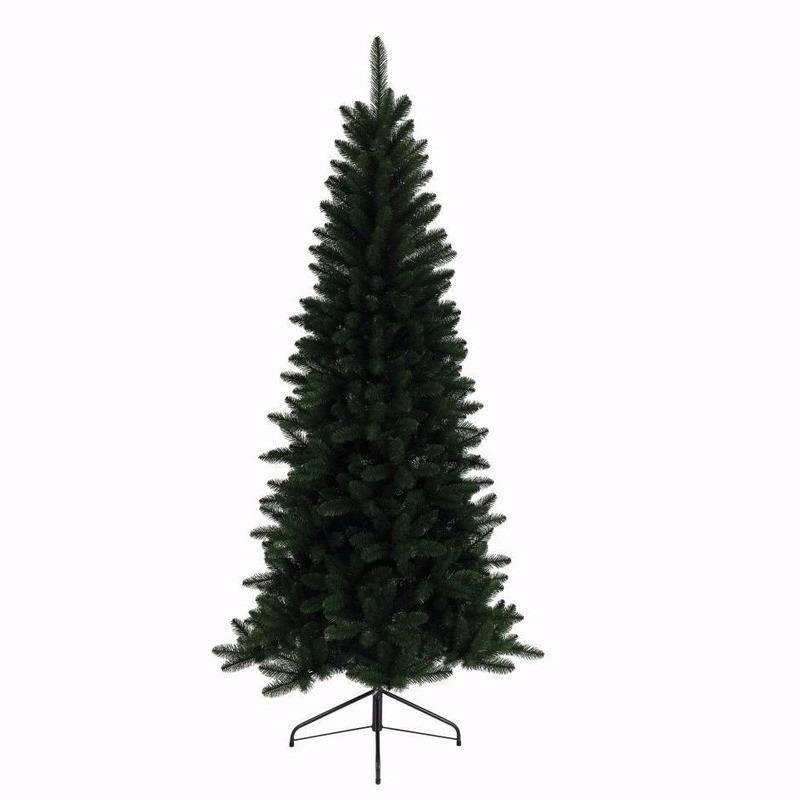 Tweedekans kunst kerstboom slank 120 cm