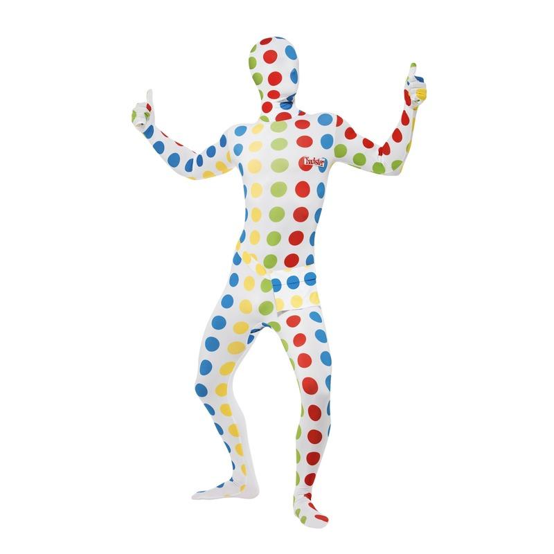 Twister second skin pak voor volwassenen