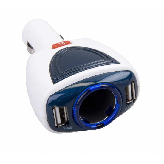 USB auto telefoon oplader