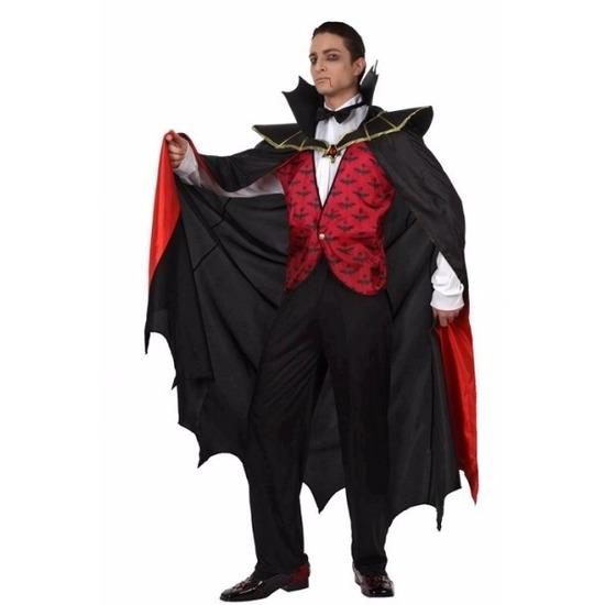 Vampier kostuum voor volwassenen
