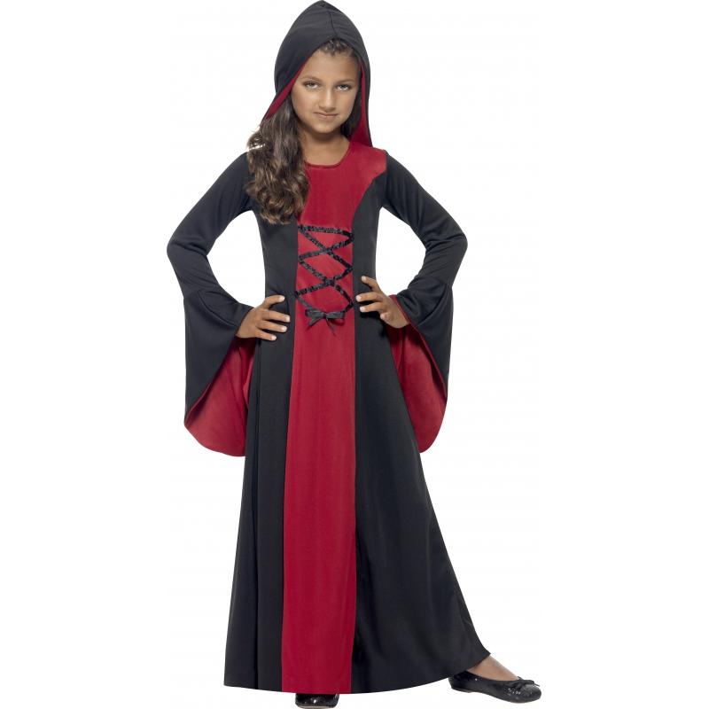 Vampier mantel voor meiden