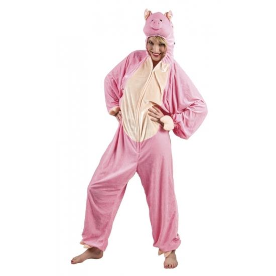 Varken dieren kostuum voor dames