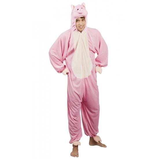 Varken dieren kostuum voor heren