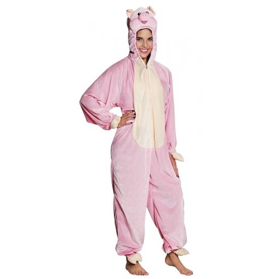 Varken dierenpak kostuum voor kinderen