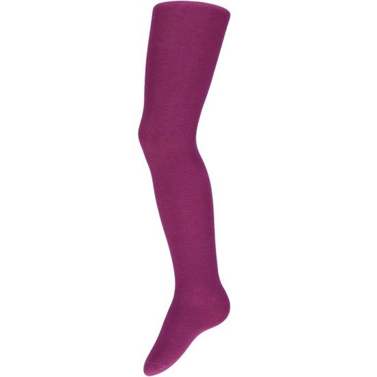 Violet paarse basic kinder maillot