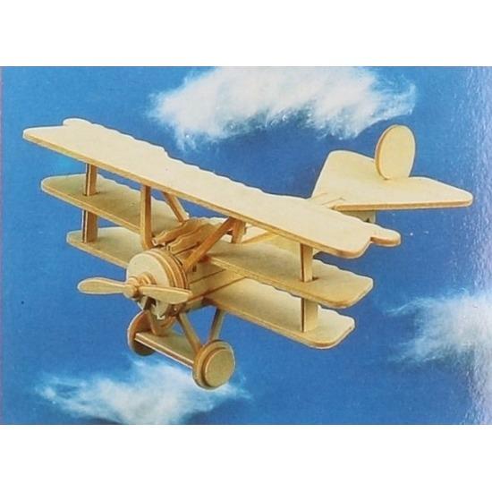 Vliegtuig bouwpakket Fokker 401 - Modelbouwpakketen