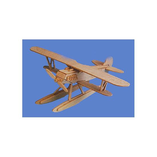 Vliegtuig bouwpakket Heinkel 854 Beige