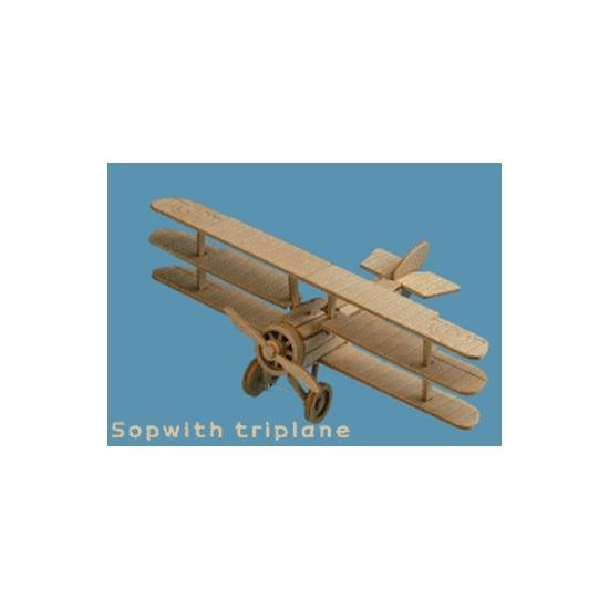 Vliegtuig bouwpakket Sopwith 853 -