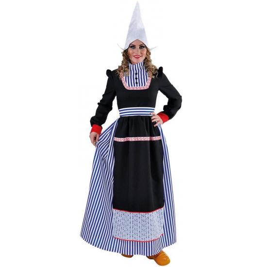 Volendams kostuum voor dames 42 (XL) Multi