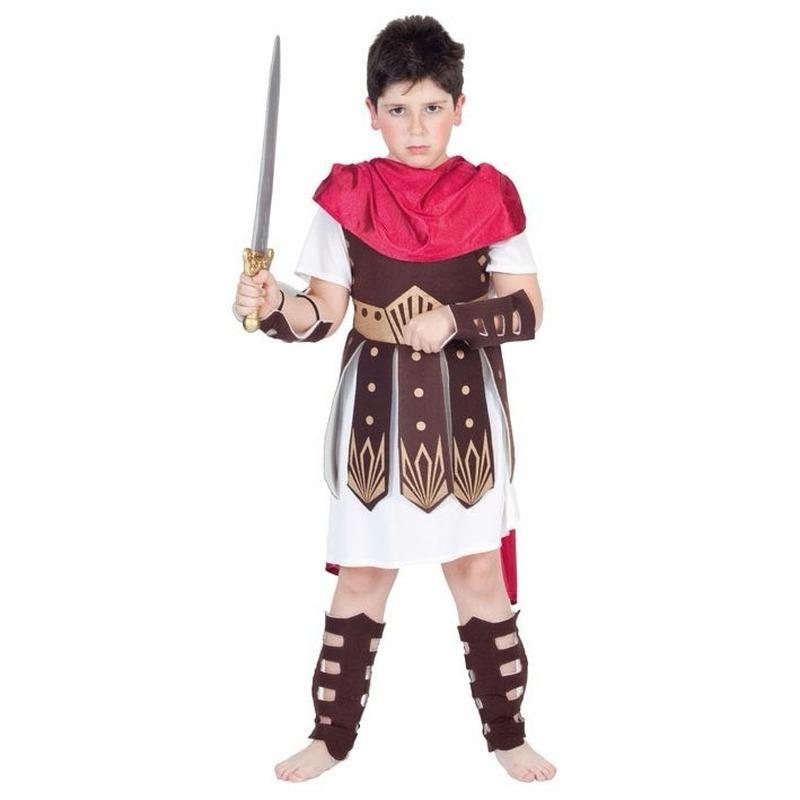 Voordelig Romeins verkleed kostuum voor jongens