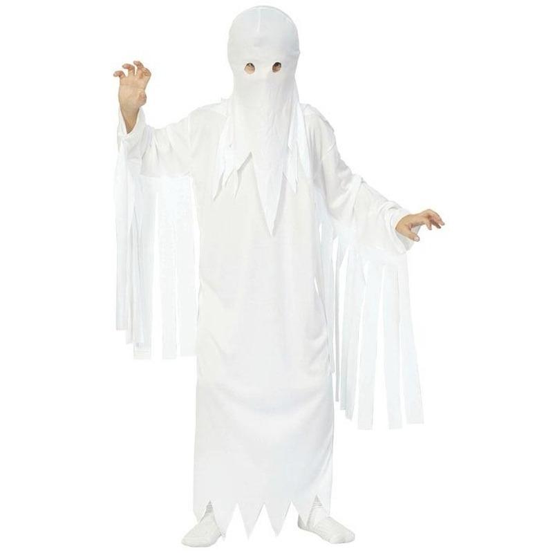 Voordelig spook kostuum voor kinderen
