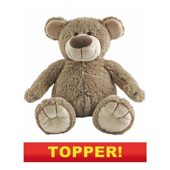Voordelige pluche knuffel beer Bella 40 cm
