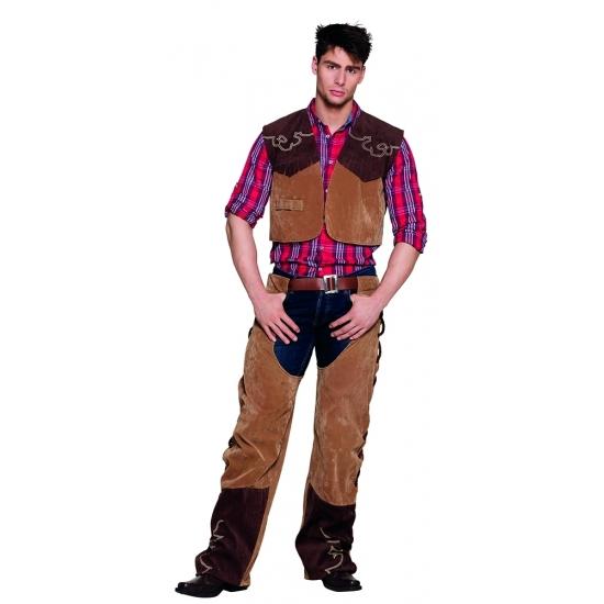 Western kostuum Cowboy