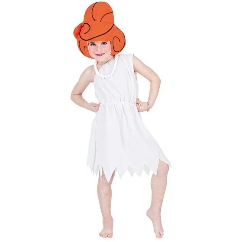 Wilma kostuum voor meiden