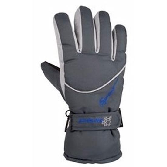 Winter handschoenen Starling grijs voor volwassenen