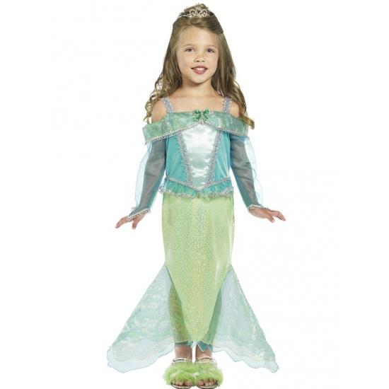 Zeemeermin prinsessen jurkje