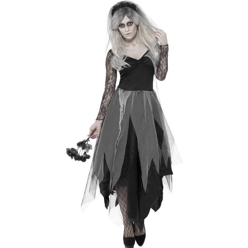 Zombie bruidsjurk voor dames
